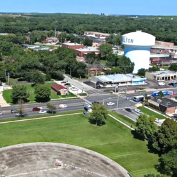 Dolton Aerial View - Photo Credit: Village of Dolton Website