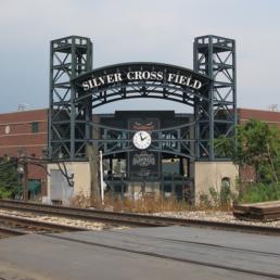 Silver Cross Field, Joliet - Photo Credit: Zol87 | Wikipedia | Flickr