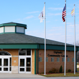 Lipinski Community Center, Justice - Photo Credit: Village of Justice Website
