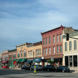 Downtown Lockport - Photo Credit: Jakesoky | Wikipedia