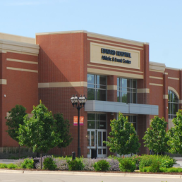 Athletic & Event Center Romeoville - Photo Credit: Village of Romeoville Official Website