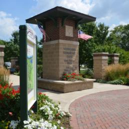 Veterans Memorial Park - Photo Credit: Village of South Holland Official Website