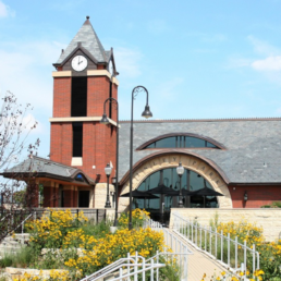 80th Ave. Train Station - Photo Credit: Village of Tinley Park Official Website